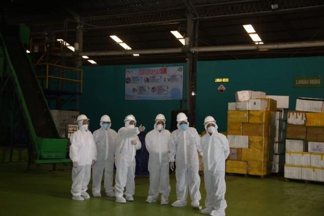 Muhadjir: Peningkatan Limbah Medis APD di Masa Pandemi Naik 4 Kali Lipat (131811)
