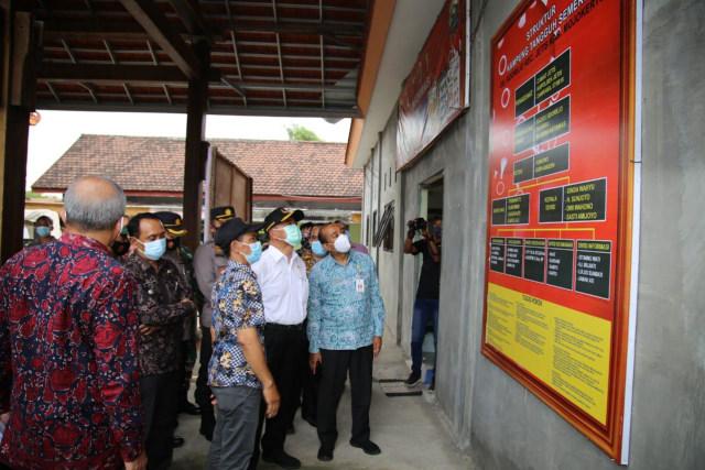 Muhadjir: Peningkatan Limbah Medis APD di Masa Pandemi Naik 4 Kali Lipat (131810)