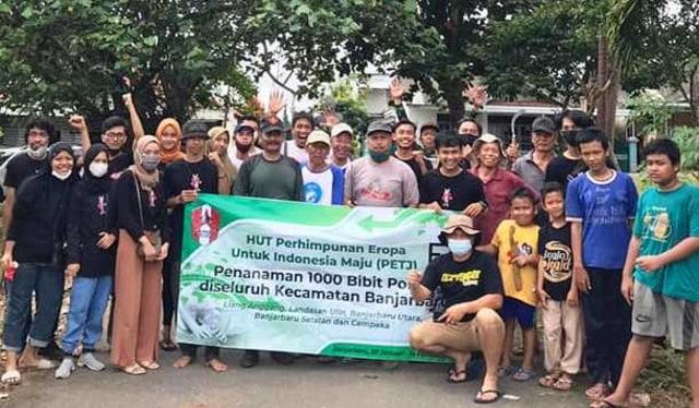 "Semarak Setahun Perhimpunan Eropa untuk Indonesia Maju ""Sinergi Kala Pandemi"" (87846)"
