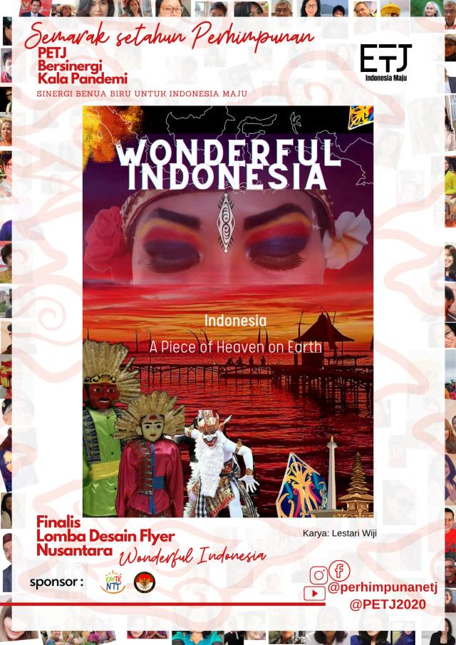 "Semarak Setahun Perhimpunan Eropa untuk Indonesia Maju ""Sinergi Kala Pandemi"" (87850)"
