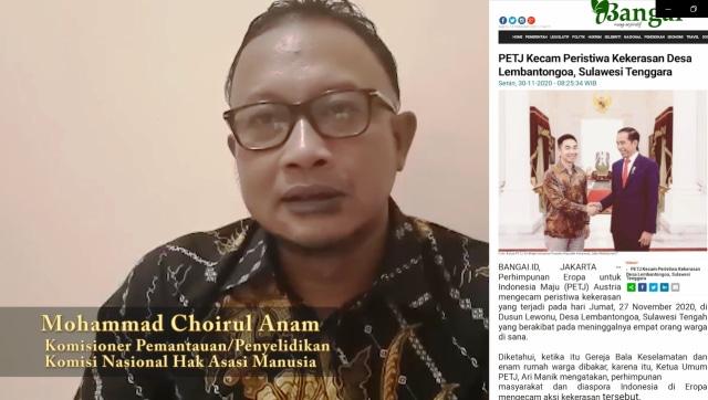 "Semarak Setahun Perhimpunan Eropa untuk Indonesia Maju ""Sinergi Kala Pandemi"" (87842)"