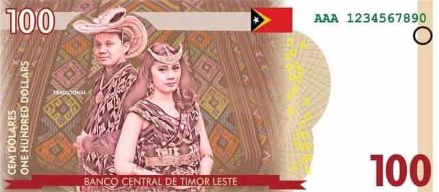 Viral di Medsos: Uang Kertas Timor Leste Bergambar Pakaian Adat Rote Ndao (207728)