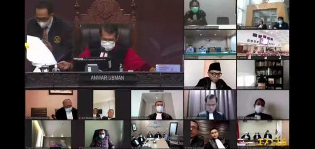 Pilkada Sorong Selatan: MK Tolok Permohonan Yance-Felix, SAMSON Siap Dilantik (3349)