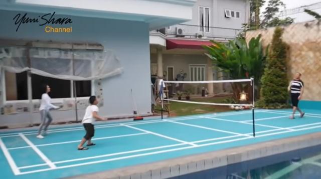 5 Selebriti yang Punya Area Olahraga Sendiri di Rumah (144481)