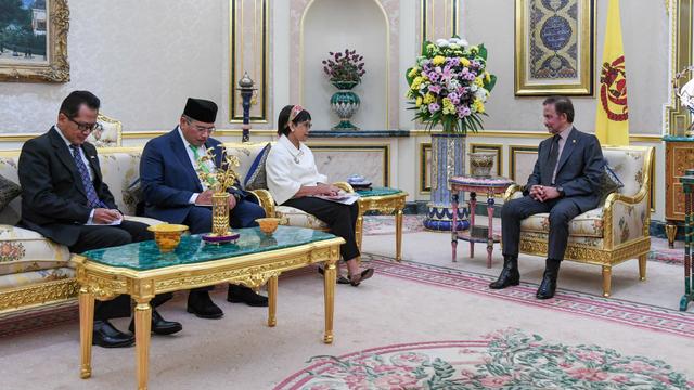 Menlu Retno Marsudi Ungkap Tantangan untuk Mencapai Posisi Pemimpin di Kemenlu (28186)