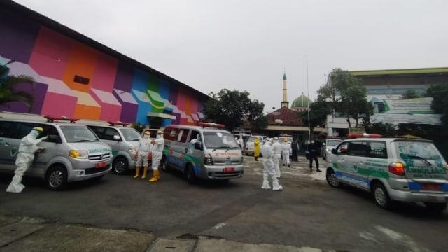 Ponpes di Kota Tasikmalaya Lockdown, 375 Orang Mayoritas Santri Positif Corona (21491)
