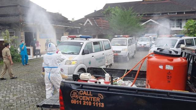 Ponpes di Kota Tasikmalaya Lockdown, 375 Orang Mayoritas Santri Positif Corona (21490)