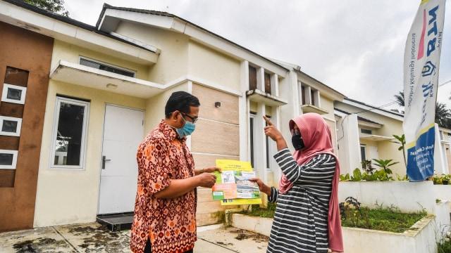 Selama Pandemi, BTN Sudah Salurkan 153.000 Rumah Subsidi (255372)