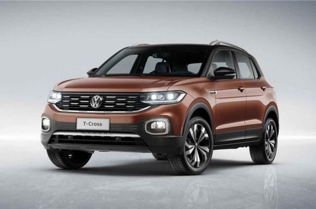 Giliran Volkswagen T-Cross Muncul, Siap Lawan Toyota Raize di Indonesia (364643)