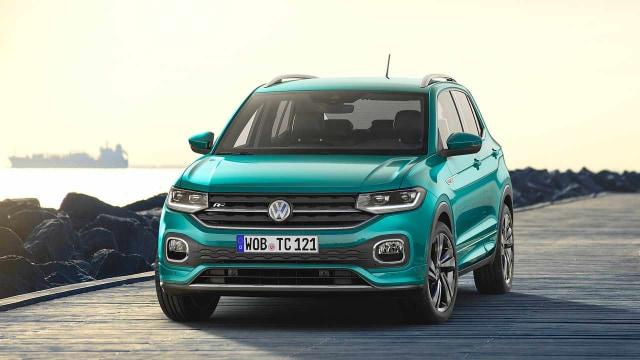 Giliran Volkswagen T-Cross Muncul, Siap Lawan Toyota Raize di Indonesia (364639)