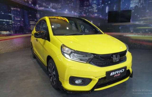 Honda Brio Baru Meluncur, Berapa Harganya? (83445)