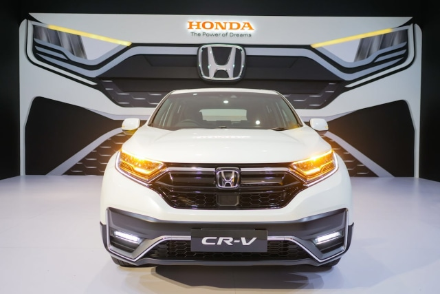 11 Fitur Baru di Honda CR-V Facelift