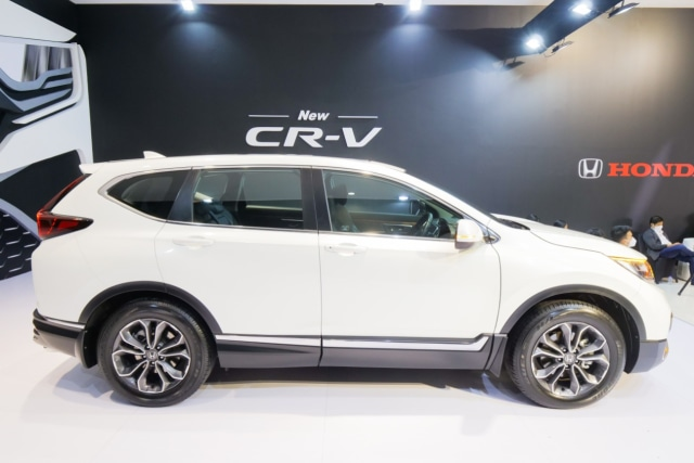 Bedah Honda CR-V 1.5 Turbo Prestige, SUV yang Kena Diskon PPnBM Rp 36 Juta (6655)