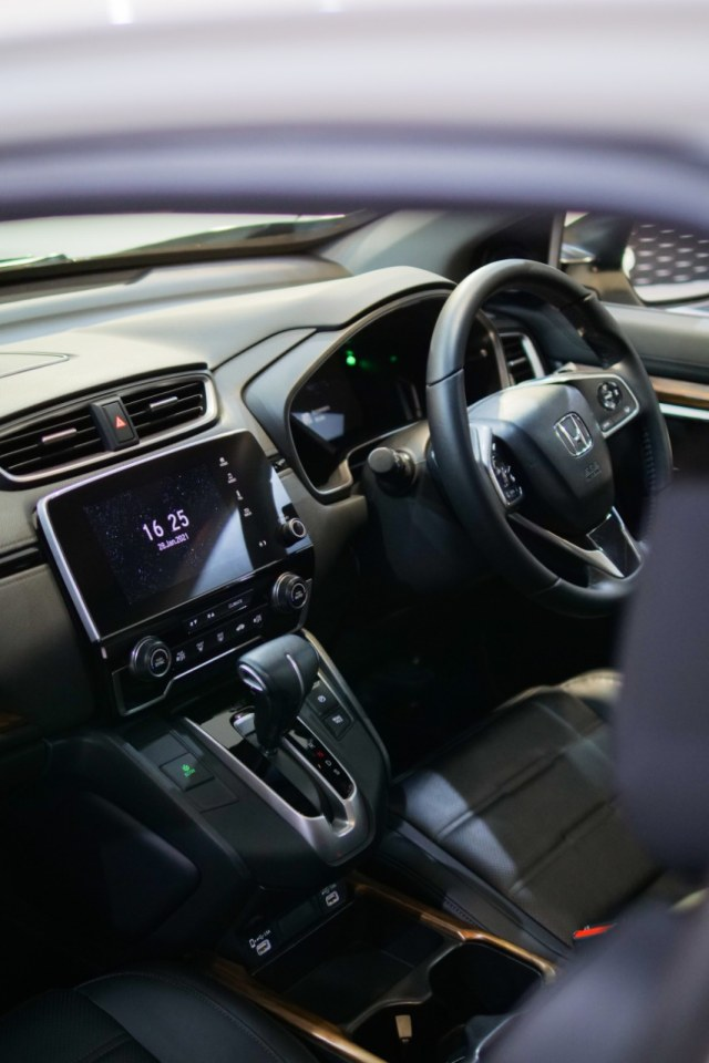 Bedah Honda CR-V 1.5 Turbo Prestige, SUV yang Kena Diskon PPnBM Rp 36 Juta (6658)
