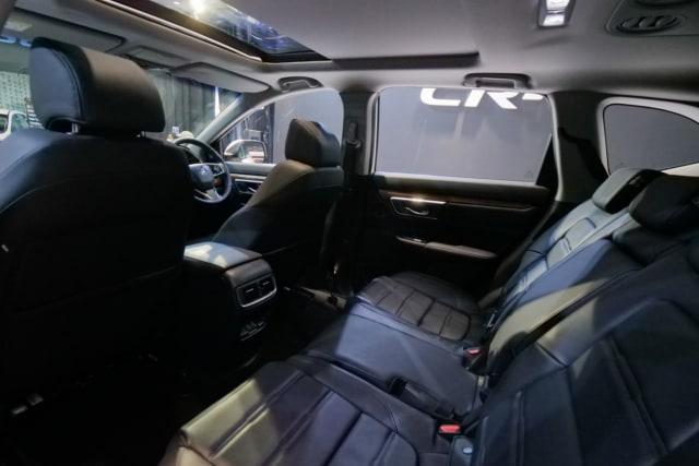 Bedah Honda CR-V 1.5 Turbo Prestige, SUV yang Kena Diskon PPnBM Rp 36 Juta (6657)