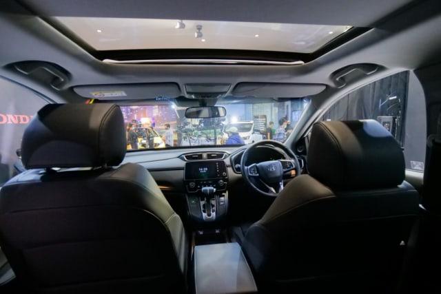 Bedah Honda CR-V 1.5 Turbo Prestige, SUV yang Kena Diskon PPnBM Rp 36 Juta (6656)
