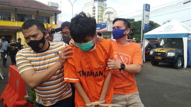 Penusuk Alm Syekh Ali Jaber Dituntut 10 Tahun Penjara oleh Jaksa di Lampung (67318)