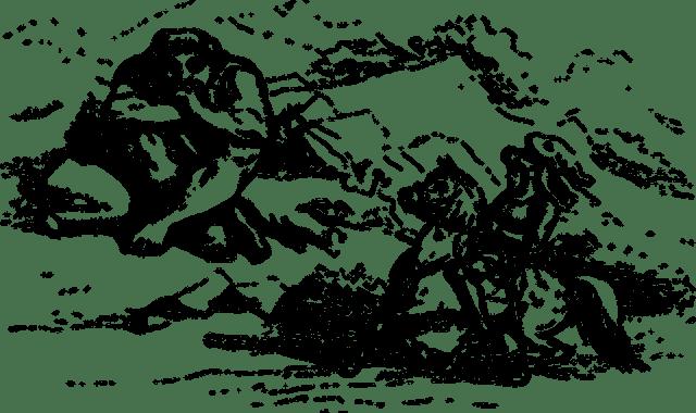 5 Makhluk Asli Penunggu Gunung Gede Pangrango (3)