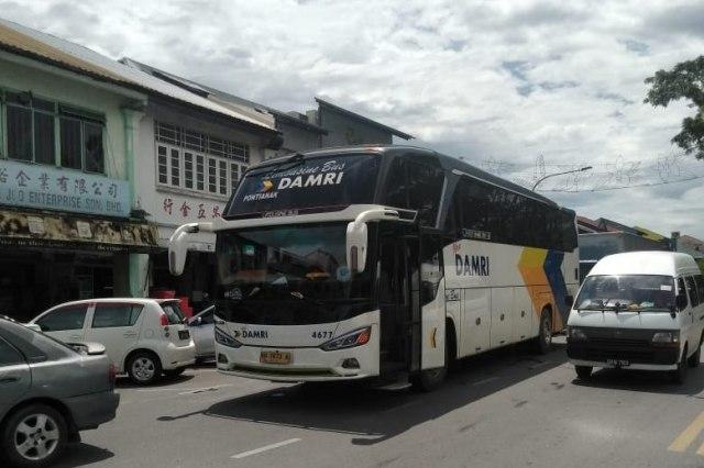 Bedah Sasis Hino RK8 yang Jadi Andalan Banyak Bus AKAP  (473344)