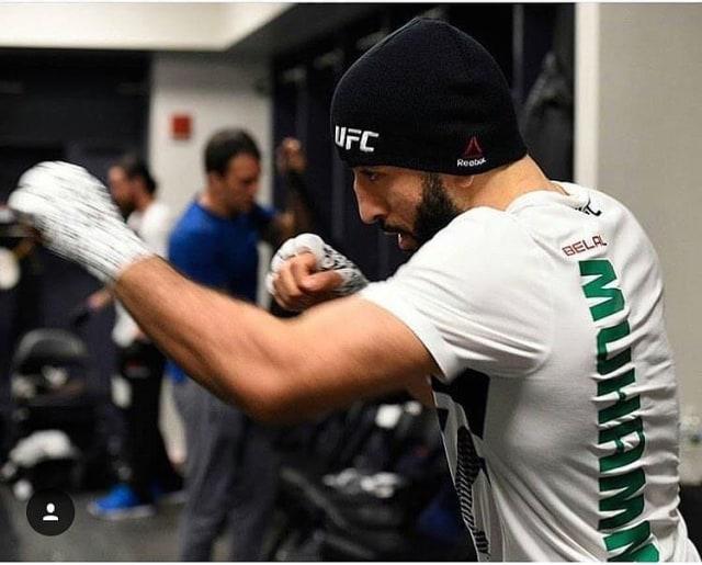 6 Fakta Menarik Belal Muhammad, Petarung UFC Keturunan Palestina (56286)