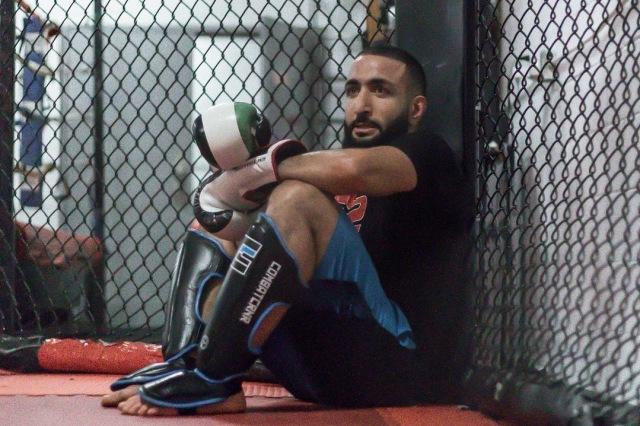 6 Fakta Menarik Belal Muhammad, Petarung UFC Keturunan Palestina (56284)