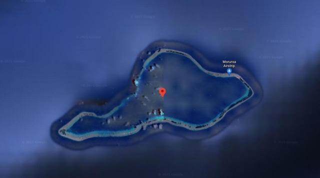 11 Lokasi Rahasia Google Maps yang Tidak Boleh Dilihat (2618)