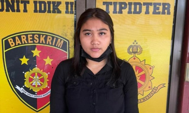 Polisi Tangkap Seorang Wanita Pembuat Ijazah Palsu di Jambi (515681)