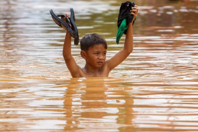 Cara Cegah Anak Jadi Korban Jiwa saat Banjir (31626)