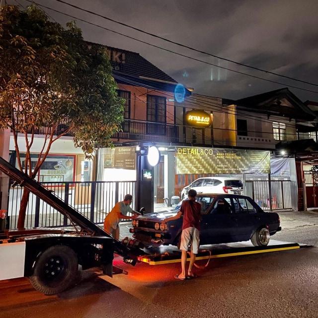 Daftar dan Tarif Towing Mobil yang Kebanjiran di Jakarta (68492)