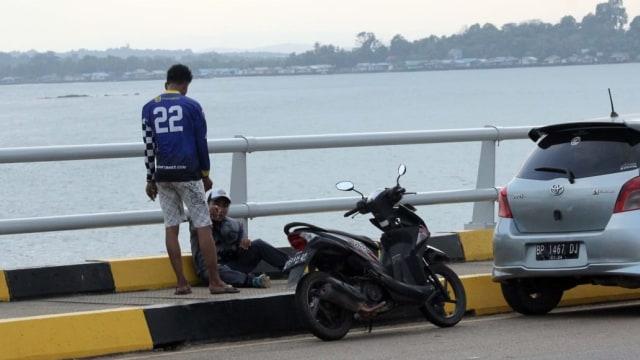 Parkir Liar di Jembatan Barelang Bikin Resah: Sekali Berhenti Capai Rp 10 Ribu (150864)