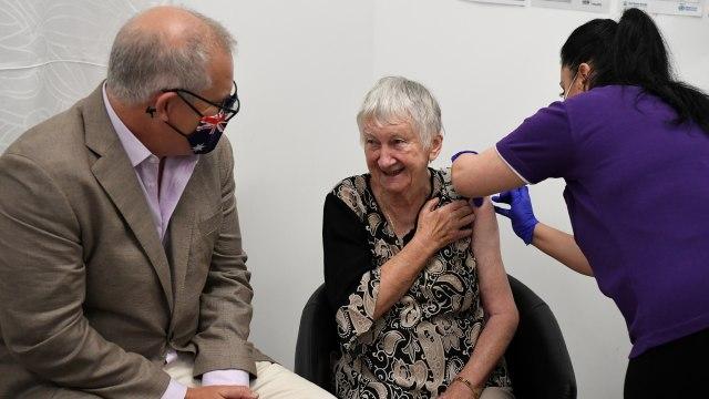 Kabar Corona Dunia: Vaksinasi di Australia Lambat hingga Varian Gamma di Rusia (37078)