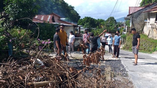 Komisi III DPRD Manado Rutin Gelar Kunjungan Wilayah Terdampak Banjir (75913)