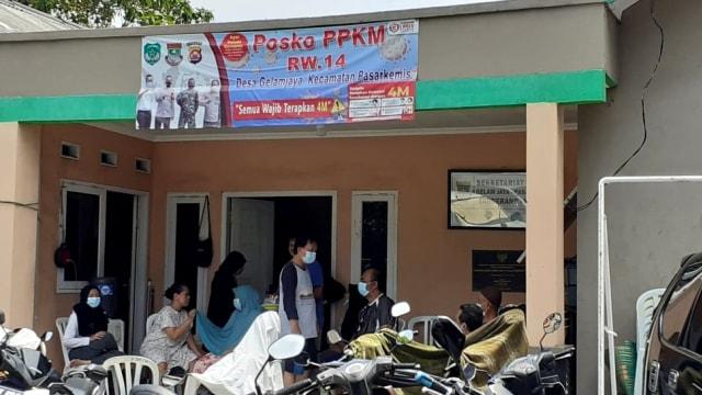 Korban Banjir di Pasar Kemis, Tangerang, Mulai Terserang Penyakit (41175)