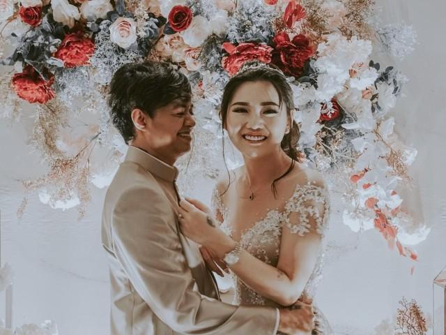 Reza Arap dan Wendy Walters Gelar Resepsi Pernikahan di Bali (59132)