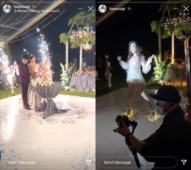 Reza Arap dan Wendy Walters Gelar Resepsi Pernikahan di Bali (767294)