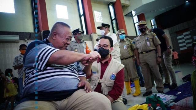 Ketua RT Rawa Buaya: Banjir Surut 24 Jam, Sayangnya Pak Anies Tak Punya Buzzer (45946)