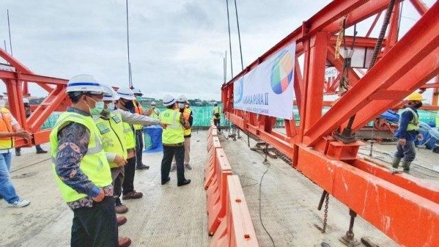 Jalan Perimeter Utara dan Selatan Bandara Soekarno-Hatta Kini Terhubung Jembatan (223631)