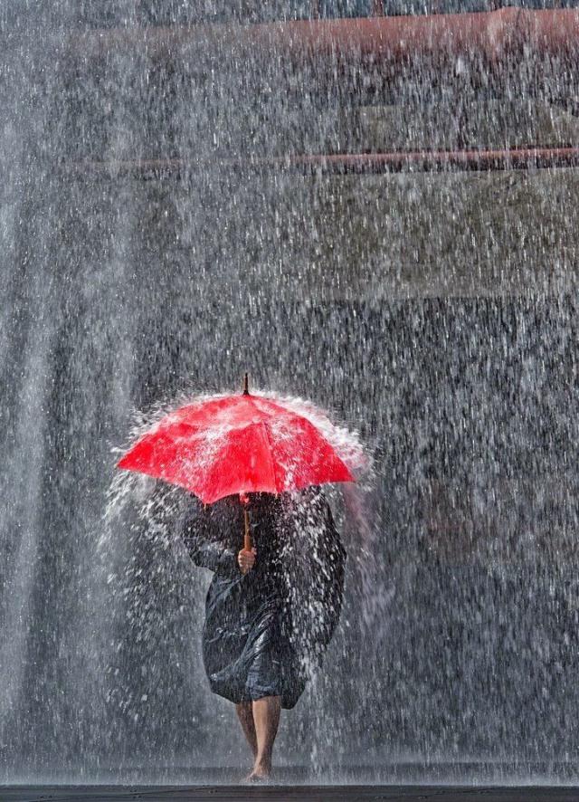 Gambaran Sederhana dari Proses Terjadinya Hujan (117842)