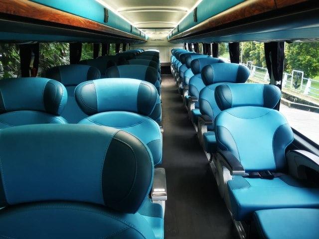 Bedah Fitur Mewah Bus Double Decker Laksana yang Diekspor ke Bangladesh (49676)