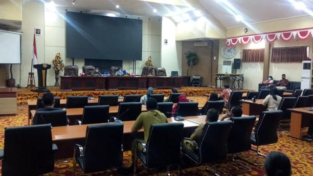 DPRD Agendakan Paripurna Penetapan Wali Kota dan Wakil Wali Kota Manado Terpilih (466351)