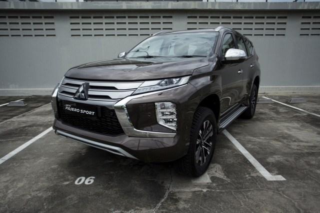 Mitsubishi Indonesia Kecewa Pajero Sport Tak Dapat Diskon PPnBM (240240)