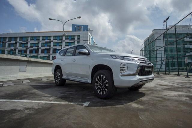 Penjualan Mitsubishi Pajero Sport di Indonesia Terbanyak di Dunia (477654)