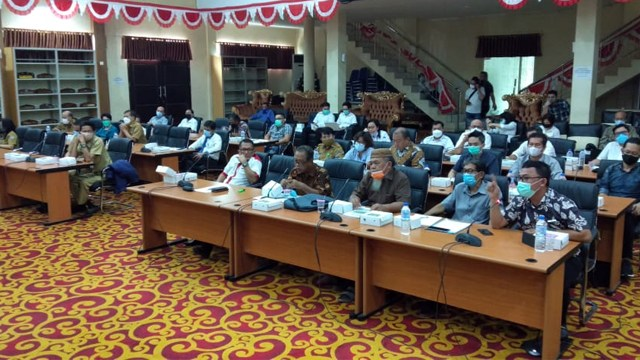 DPRD Manado Gelar RDP, Temukan Penyebab Banjir di Perumahan Welong Paal II (282602)