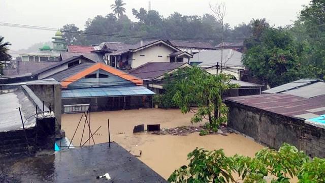 DPRD Manado Gelar RDP, Temukan Penyebab Banjir di Perumahan Welong Paal II (282604)