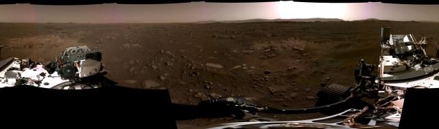 Foto: Menjelajahi Mars Lewat Gambar yang Ditangkap Robot NASA Perseverance (345429)