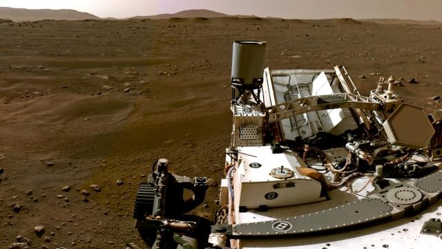 NASA Kaget Bukti Kehidupan Alien Purba di Mars Menghilang, Kok Bisa? (144306)