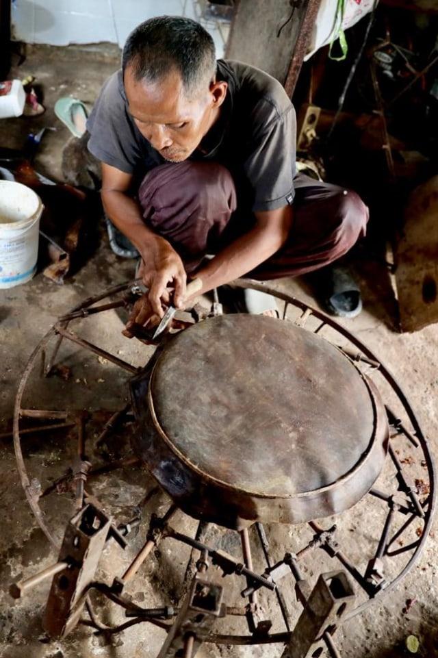 Foto: Pembuat Rapai, Menjaga Tradisi Aceh (192508)