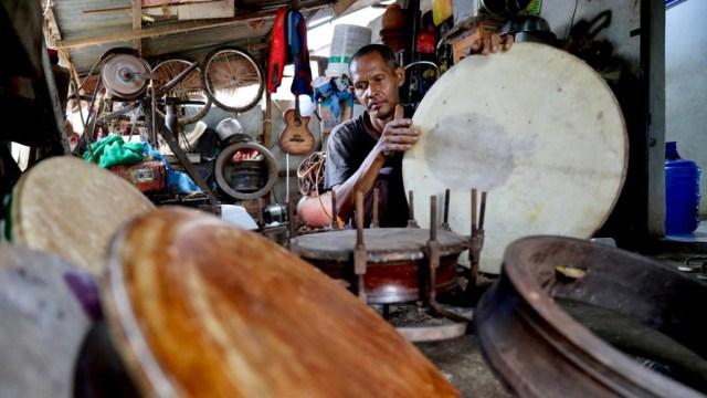 Foto: Pembuat Rapai, Menjaga Tradisi Aceh (192510)