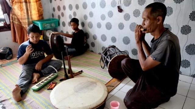 Foto: Pembuat Rapai, Menjaga Tradisi Aceh (192515)