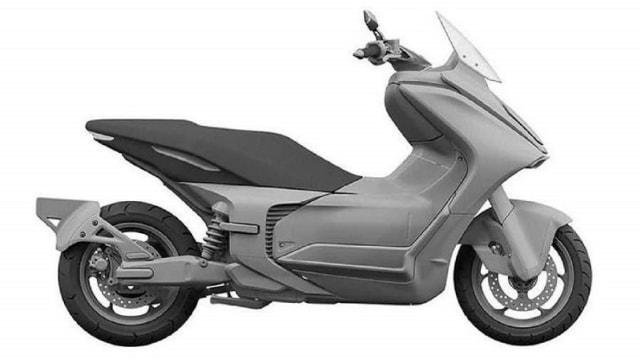 Motor Listrik Yamaha E01 Siap Masuk Dapur Produksi, Performa Setara Motor 125 Cc (50672)